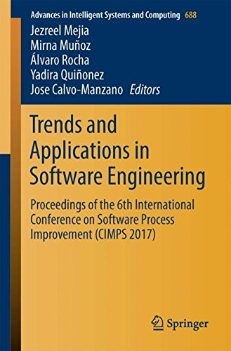 [画像:Trends and Applications in Software Engineering: Proceedings of the 6th International Conference on Software Process Improvement (CIMPS 2017) (Advances in Intelligent Systems and Computing)]