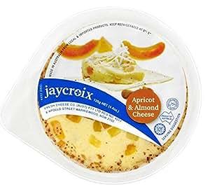 ジャイクロ 成城石井 クリームチーズ アプリコット&アーモンド125g[冷蔵] ×2セット
