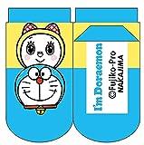 ナカジマコーポレーション I'm Doraemon キッズソックス ドラえもん&ドラミ ブルー イエロー 13〜18cm 靴下 くつした 子供 141903-20