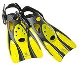 リーフツアラー フィン ストラップフィン RF0103 フラッシュイエロー Lサイズ