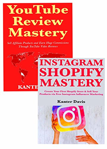 YouTube Instagram Internet Cash Flow: How to Earn Five Figure Through Reviewing Info Products on YouTube & Selling Drop Shipping Products on Instagram (English Edition)