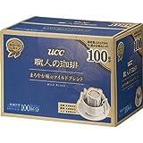 職人の珈琲ドリップコーヒーまろやか味のマイルド(100袋) まろやか味のマイルド ×1