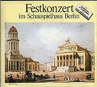Festkonzert im Schauspielhaus Berlin Sinfonia Widmung Franco cacciatore (1821) (ouv) Auf Flugelm des Gesanges > Lied op 34 (1836) n.2 Schwanengesang D 957 (1828) n.4 Standchen