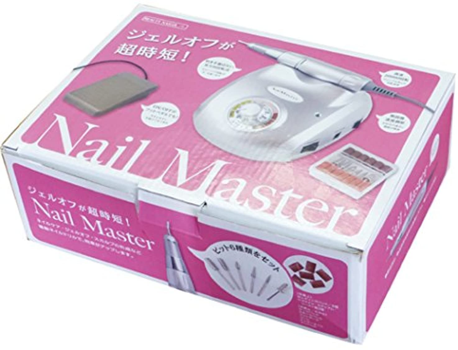 塗抹アナログ計器ビューティーネイラー ネイルマスター DRILL-1