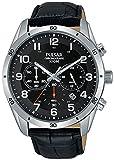 [セイコー パルサー] SEIKO PULSAR 100m防水 クロノグラフ 腕時計 PT3833X1 メンズ [並行輸入品]