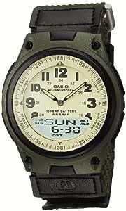 [カシオ] 腕時計 スタンダード AW-80V-3BJF