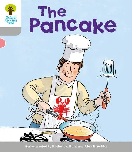 Oxford Reading Tree: Level 1: First Words: Pancakeの詳細を見る