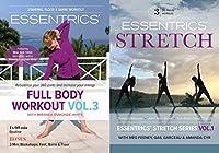 Essentrics Full Body Workout Vol.3 & Essentrics Stretch Series Vol.1 DVD Bundle [並行輸入品]