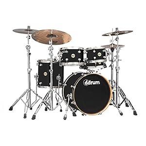 ddrum  Paladin Mpl Fusion 20 4pc Piano Black ドラムセット メープルシェル ピアノブラック