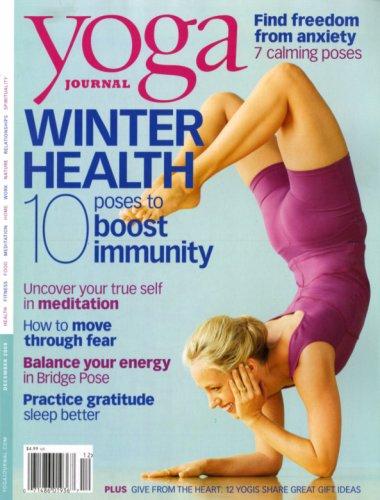 Yoga Journal [US] December 2008 (単号)