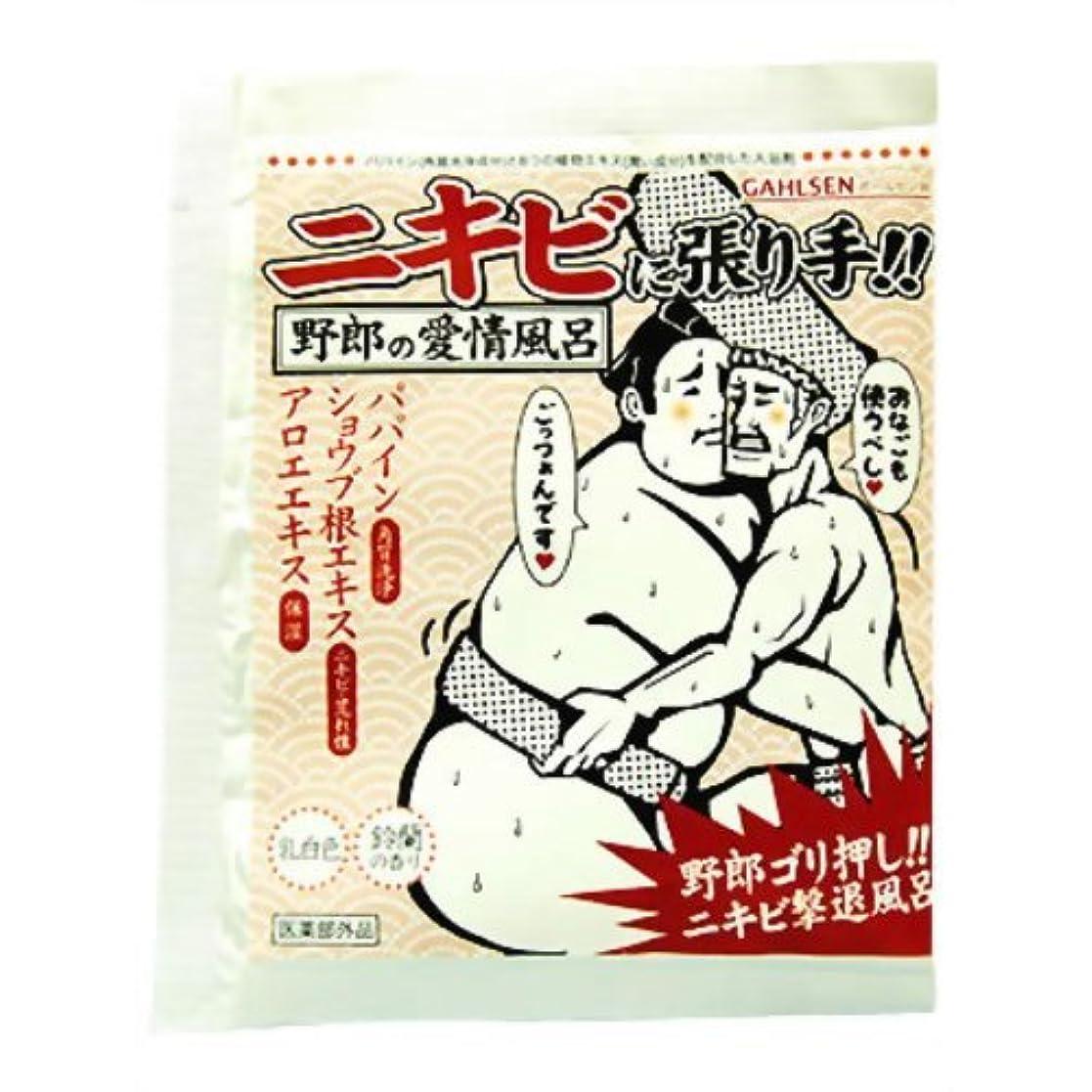 政治家の磁石拒絶ガールセンW 25g*10袋(入浴剤)