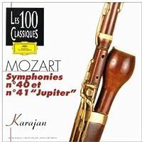 Mozart-Symphonies No 40 Et 41