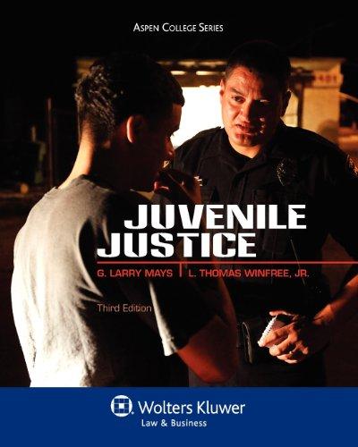 Download Juvenile Justice (Aspen College) 0735507686