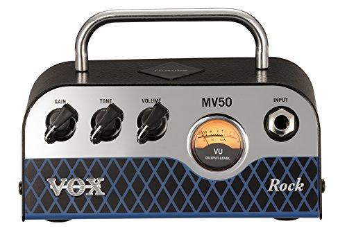 VOX 新真空管Nutube搭載 ギター・アンプ・ヘッド MV50 Rock タイプ