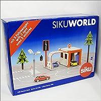 <ボーネルンド> Siku(ジク)社 輸入ミニカー 5501 SIKU WORLD シティー