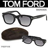 TF0237F 01B 51サイズ TOM FORD (トムフォード) サングラス FT0237-F/S SNOWDON 限定モデル ウェリントン アジアンフィット メンズ レディース