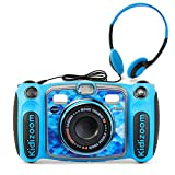 VTech Kidizoom Duo 5.0 Deluxe Digital Selfie Camera with MP3 Player & Headphones,