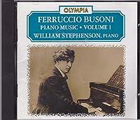 Busoni;Piano Music