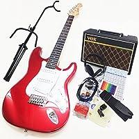 エレキギター 初心者セット 入門セット Legend レジェンド LST-Z/CA VOXアンプ付13点セット