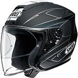 SHOEI ショウエイ/J-FORCE4 MODERNO/ジェイ-フォース フォー モデルノ/ジェットヘルメット カラー:TC-5(BLACK/WHITE) サイズ:XXL(63cm)