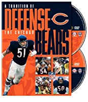 NFL Tradition of Defense: Chicago Bears [DVD] [Import]