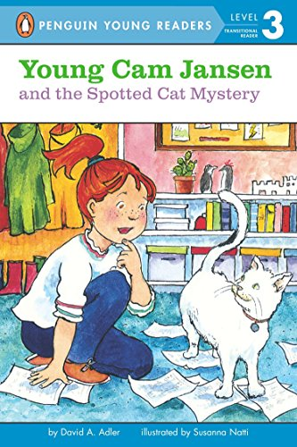 Young Cam Jansen and the Spotted Cat Mysteryの詳細を見る