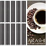 ARASHI プルームテック互換 カートリッジ コーヒー メンソール配合 タバコカプセル装着可 [808DS]