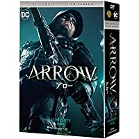 ARROW/アロー<フィフス・シーズン>DVD コンプリート・ボックス
