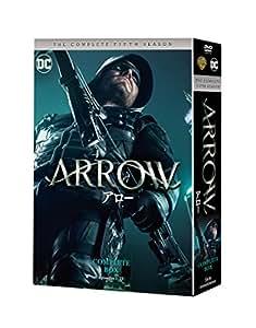 ARROW/アロー<フィフス・シーズン>DVD コンプリート・ボックス(5枚組)