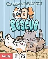 Cat Rescue(キャットレスキュー)ボードゲーム