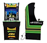 ARCADE1UP Classic Cabinets Home Arcade 4ft (Rampage)