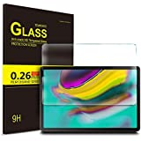 Samsung Galaxy TAB S5E T720/T725 Screen Protector Glass, IVSO Premium 9H Hardness HD Tempered-Glass Film Screen Protector for Samsung Galaxy TAB S5E T720/T725 2019 Tablet, 1 Pack