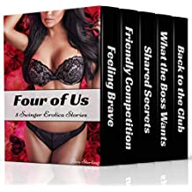 Four of Us: 5 Swinger Erotica Stories