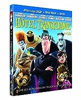 Hotel Transylvanie - Combo Blu-ray 3D + Blu-ray + DVD