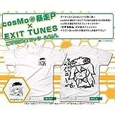 cosMo@暴走P×EXIT TUNES こすもたんTシャツ ホワイト:Sサイズ