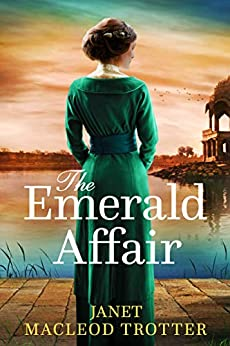 The Emerald Affair (The Raj Hotel Book 1) by [Trotter, Janet MacLeod ]