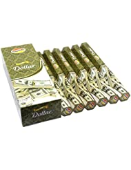 Govinda Incense – Dollar – 120 Incense Sticks、プレミアムIncense