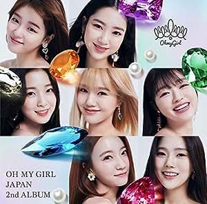 OH MY GIRL JAPAN 2nd ALBUM(初回限定盤A)(DVD付)(特典なし)