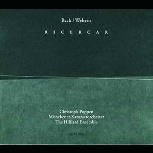 Bach / Webern: Ricercar
