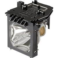 Hitachi cp-dw10Nプロジェクタアセンブリで高品質オリジナル電球の内側