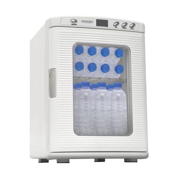 VERSOS 25L冷温庫 ホワイト VS-404の商品画像