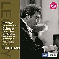 Legacy: Emil Gilels by BRAHMS / DEBUSSY (2012-09-25)