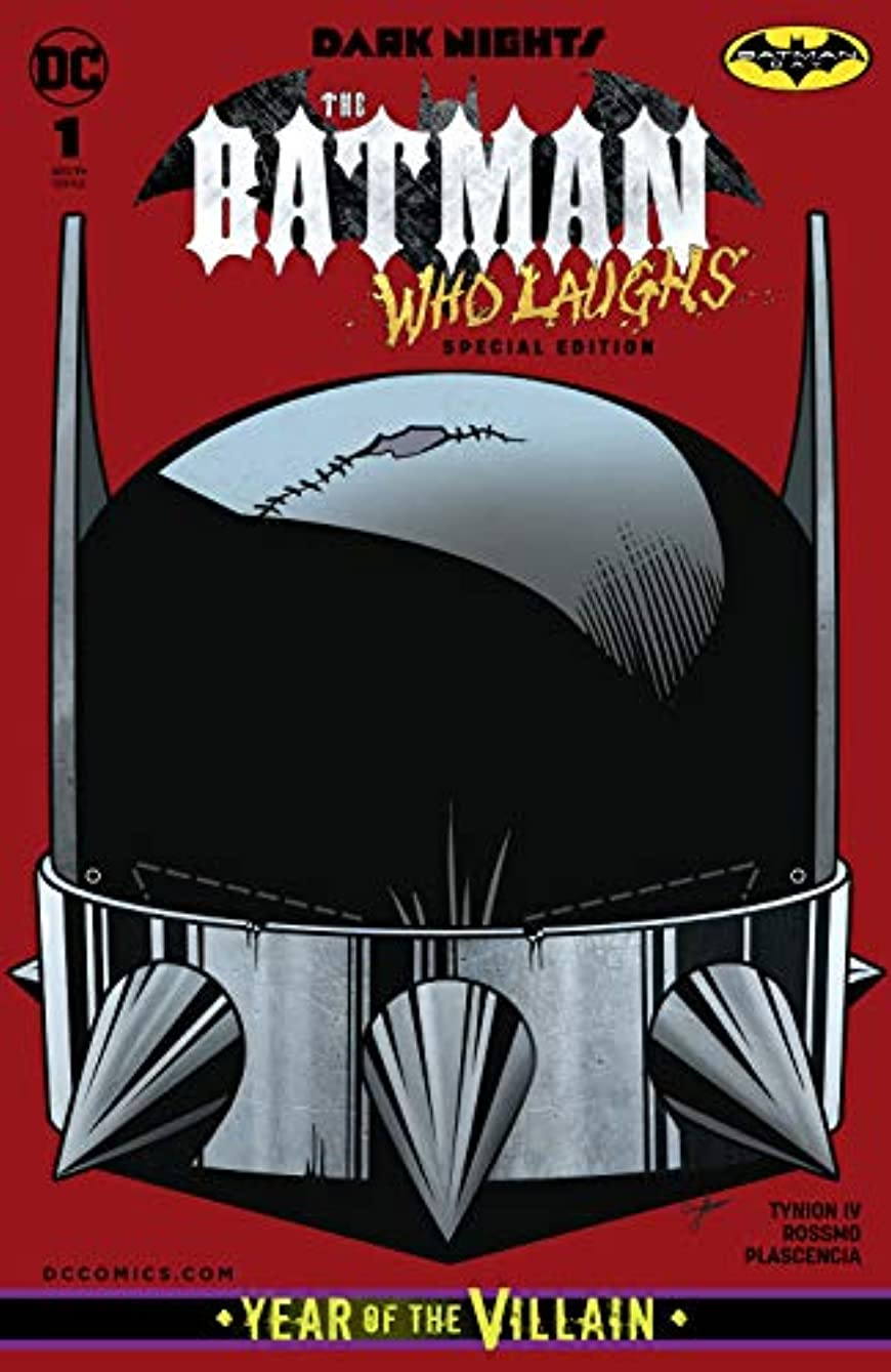 演劇補充発生Dark Nights: The Batman Who Laughs #1: Special Edition (Dark Nights: Metal (2017-2018)) (English Edition)