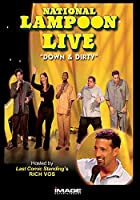 National Lampoon Live: Down & Dirty [DVD] [Import]