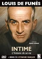 Coffret Louis De Funes-Intime-Lhistoire De Sa Vie [DVD]