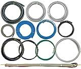 Kシリーズ(1回練習分)平成29年度 第一種電気工事士技能試験練習材料 全10問分の電線セット