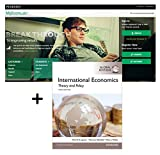 Cover of Value Pack International Economics (Global Edition) + MyEconLab