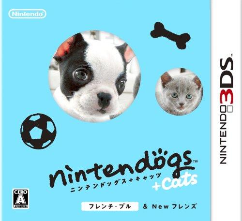 nintendogs + cats フレンチ・ブル & Newフレンズ - 3DSの詳細を見る