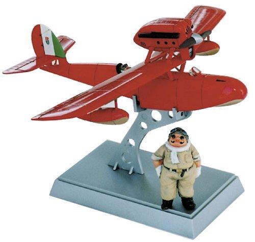 ファインモールド 紅の豚 サボイアS.21F 後期型 ポルコ立像付 FJ3 1/72スケール プラモデル