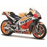 マイスト 1/18 ホンダ レプソル チーム MotoGP GP18 マルク マルケス Maisto 1:18 Honda Repsol Team #93 Marc Marquez オートバイ Motorcycle バイク Bike Model ロー